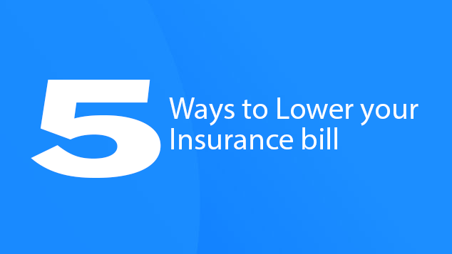 Five Ways to Save on your Home Insurance